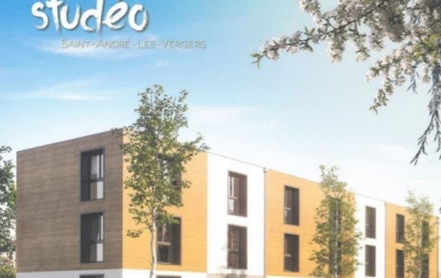 Annonces STROYES : Appartement | TROYES (10000) | 23 m2 | 75 900 €